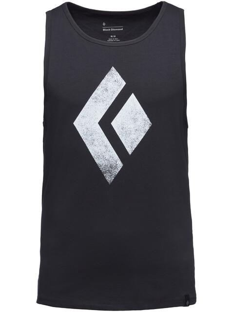 Black Diamond Chalked Up Sleeveless Shirt Men black